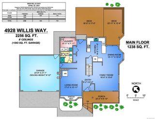 Photo 9: 4928 Willis Way in : CV Courtenay North House for sale (Comox Valley)  : MLS®# 873457