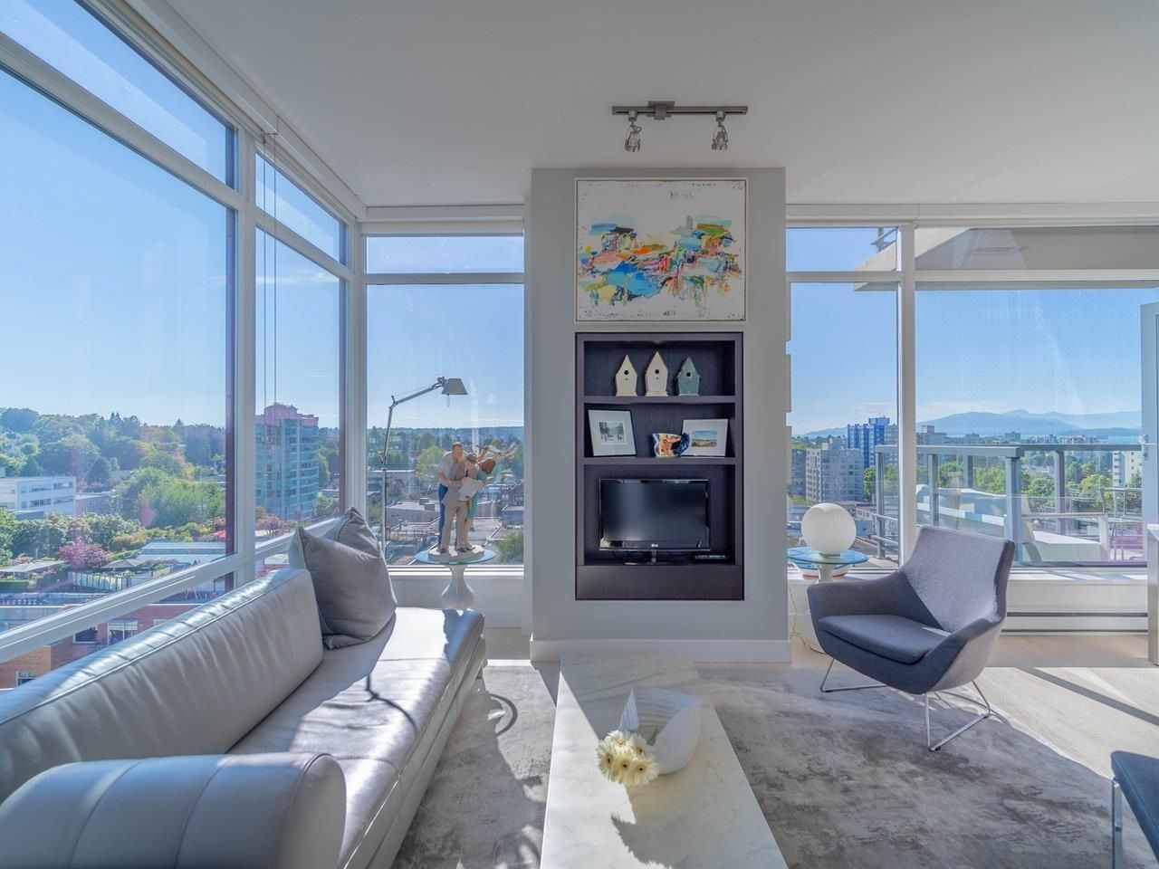Main Photo: 1101 1468 W 14TH Avenue in Vancouver: Fairview VW Condo for sale (Vancouver West)  : MLS®# R2608942