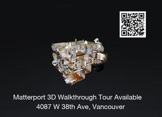 Photo 37: 4087 W 38TH Avenue in Vancouver: Dunbar House for sale (Vancouver West)  : MLS®# R2537881