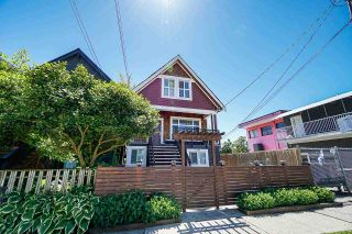 """Main Photo: 1722 E 5TH Avenue in Vancouver: Grandview Woodland House for sale in """"GRANVIEW WOODLAND"""" (Vancouver East)  : MLS®# R2590290"""