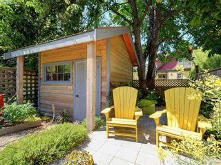 Photo 19: 142 St. Andrews St in VICTORIA: Vi James Bay Half Duplex for sale (Victoria)  : MLS®# 787996