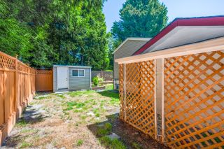 """Photo 19: 64 8254 134 Street in Surrey: Queen Mary Park Surrey Manufactured Home for sale in """"WESTWOOD ESTATES"""" : MLS®# R2597821"""