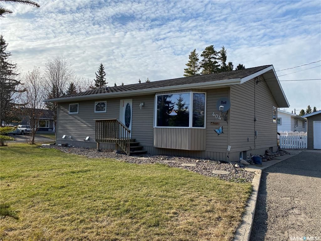 Main Photo: 404 First Street Northwest in Wadena: Residential for sale : MLS®# SK851974