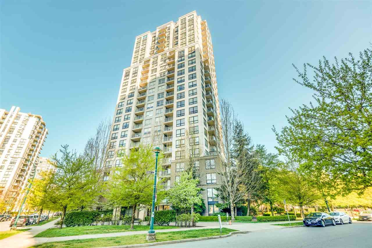 """Main Photo: 210 3663 CROWLEY Drive in Vancouver: Collingwood VE Condo for sale in """"Latitude"""" (Vancouver East)  : MLS®# R2568381"""