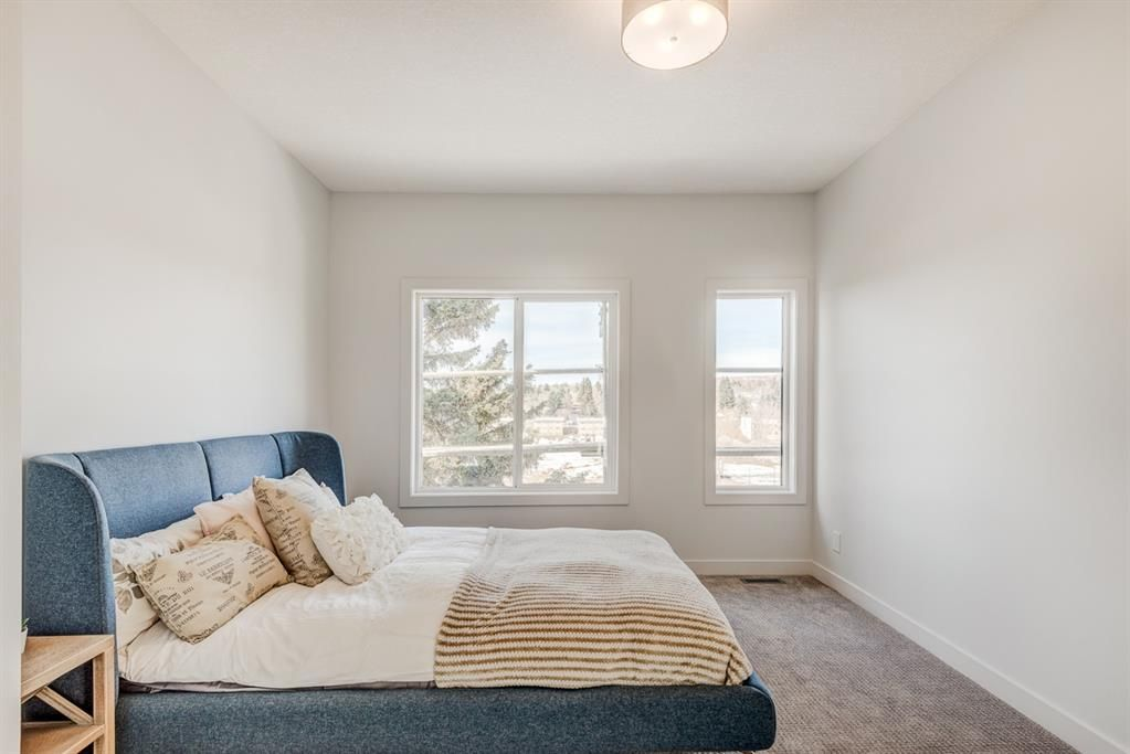 Photo 19: Photos: #1 4207 2 Street NW in Calgary: Highland Park Semi Detached for sale : MLS®# A1111957