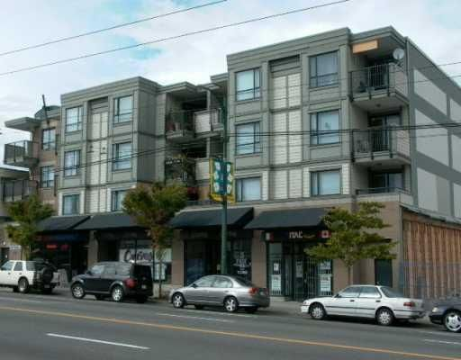 """Main Photo: 204 2741 E HASTINGS Street in Vancouver: Hastings East Condo for sale in """"THE RIVIERA"""" (Vancouver East)  : MLS®# V683987"""