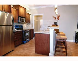 "Photo 4: 123 12258 224TH Street in Maple_Ridge: West Central Condo for sale in ""STONEGATE"" (Maple Ridge)  : MLS®# V760100"