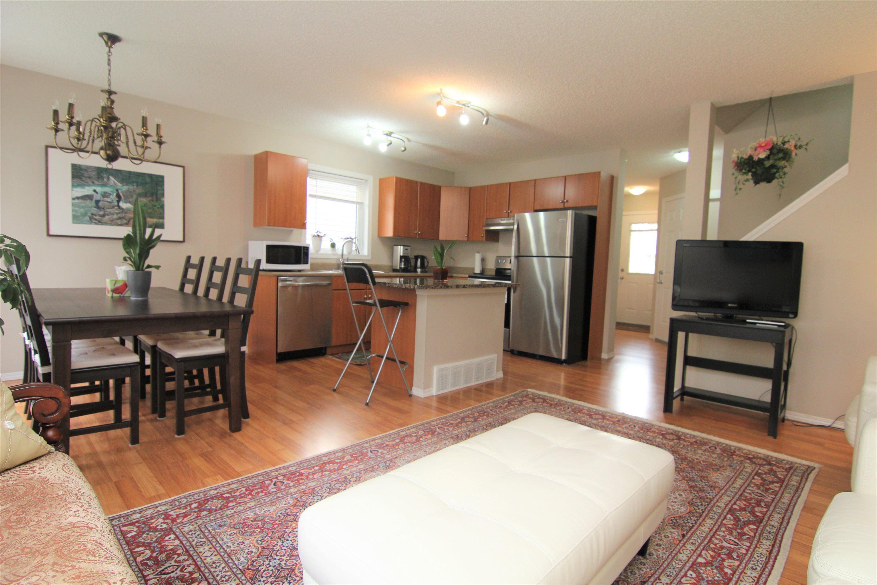 Main Photo: 41 120 MAGRATH Road in Edmonton: Zone 14 House Half Duplex for sale : MLS®# E4247089