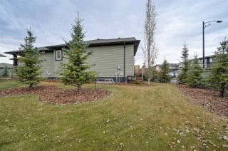 Photo 40: 6 7115 Armour Link in Edmonton: Zone 56 House Half Duplex for sale : MLS®# E4219991
