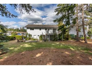 """Photo 34: 34662 ST. MATTHEWS Way in Abbotsford: Abbotsford East House for sale in """"McMillan"""" : MLS®# R2616255"""