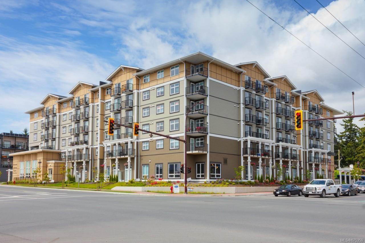 Main Photo: 508 917 Avrill Rd in Langford: La Glen Lake Condo for sale : MLS®# 875350