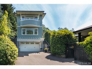 Photo 1: 1971 Fairfield Rd in VICTORIA: Vi Fairfield East House for sale (Victoria)  : MLS®# 731536