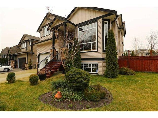 Main Photo: 11735 Gilland Loop in Maple Ridge: Cottonwood House for sale : MLS®# V994594