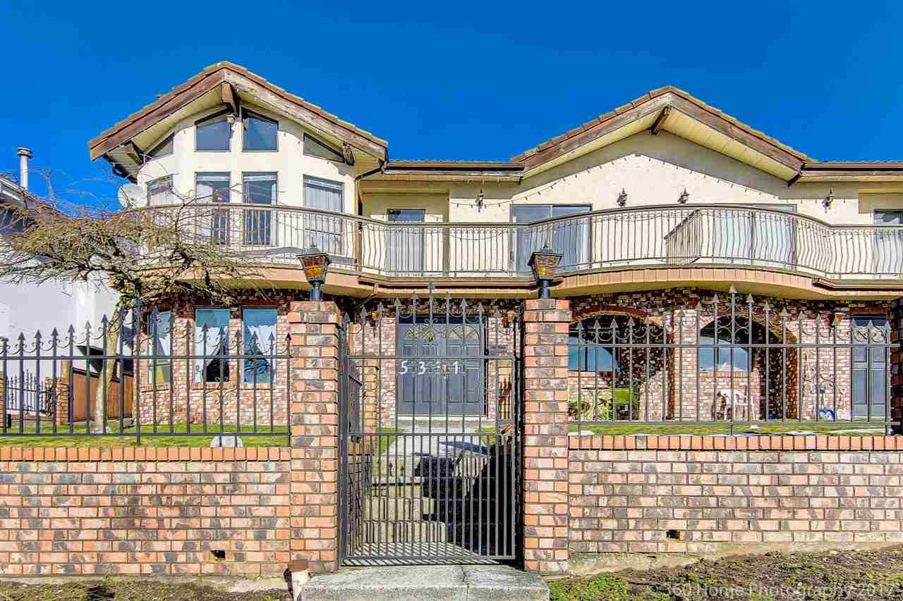 Main Photo: 5351 FRANCES Street in Burnaby: Capitol Hill BN 1/2 Duplex for sale (Burnaby North)  : MLS®# R2137960