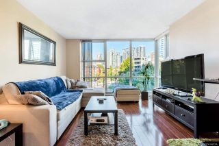 Photo 4: 505 193 AQUARIUS Mews in Vancouver: Yaletown Condo for sale (Vancouver West)  : MLS®# R2510156