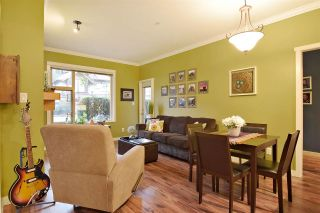 Photo 4: 107 15 SMOKEY SMITH PLACE in New Westminster: GlenBrooke North Condo for sale : MLS®# R2525727