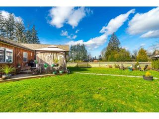 Photo 30: 4276 248 Street in Langley: Salmon River House for sale : MLS®# R2544657