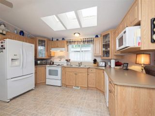 """Photo 4: 81 2270 196 Street in Langley: Brookswood Langley Manufactured Home for sale in """"Pineridge Park"""" : MLS®# R2224829"""