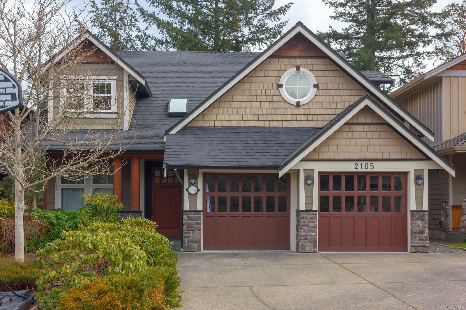 Main Photo: 2165 Stone Gate in : La Bear Mountain House for sale (Langford)  : MLS®# 864068