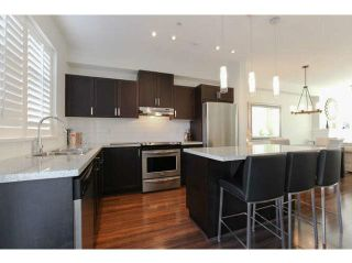 """Photo 5: 691 PREMIER Street in North Vancouver: Lynnmour Townhouse for sale in """"WEDGEWOOD"""" : MLS®# V1106662"""