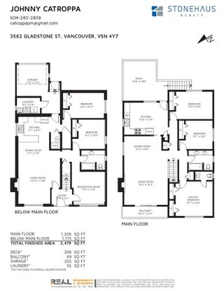 Photo 20: 3562 GLADSTONE Street in Vancouver: Grandview Woodland House for sale (Vancouver East)  : MLS®# R2588301