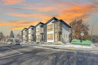 Photo 1: 1836 24 Avenue NW in Calgary: Capitol Hill Row/Townhouse for sale : MLS®# A1056297
