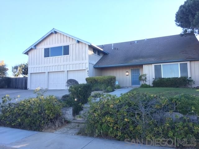Main Photo: LA JOLLA House for rent : 4 bedrooms : 8373 Prestwick Drive