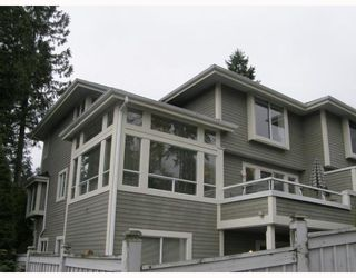 """Photo 2: 20 181 RAVINE Drive in Port_Moody: Heritage Mountain Townhouse for sale in """"THE VIEWPOINT"""" (Port Moody)  : MLS®# V741750"""