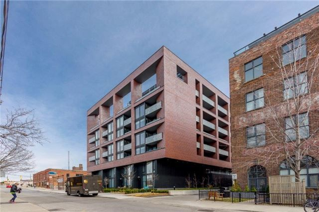 Main Photo: 383 Sorauren Ave Unit #201 in Toronto: Roncesvalles Condo for sale (Toronto W01)  : MLS®# W3759458