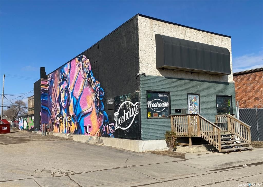 Main Photo: 1422 Scarth Street in Regina: Warehouse District Commercial for sale : MLS®# SK842219