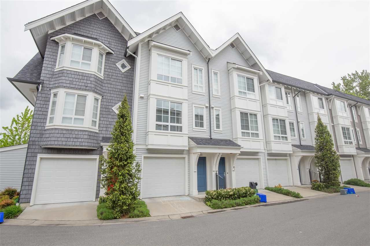Main Photo: 93 8476 207A Street in Langley: Willoughby Heights Townhouse for sale : MLS®# R2576022