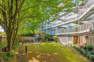 Photo 22: 108 2020 W 8 AVENUE in Vancouver: Kitsilano Townhouse for sale (Vancouver West)  : MLS®# R2585715