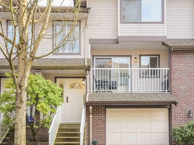 Main Photo: # 59 2450 LOBB AV in Port Coquitlam: Mary Hill Condo for sale : MLS®# V1057747