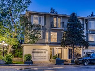 Main Photo: 141 3437 42 Street NW in Calgary: Varsity Row/Townhouse for sale : MLS®# A1118923