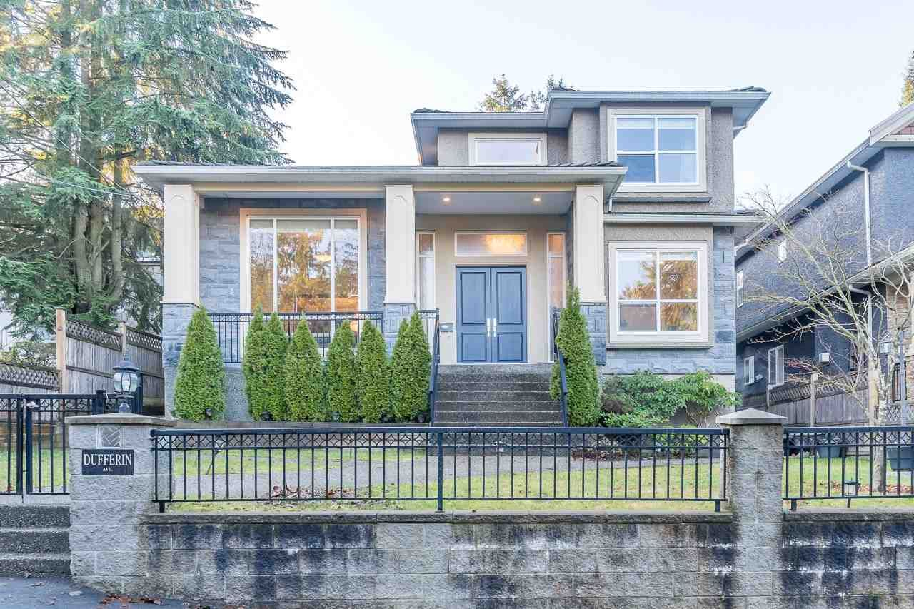 Main Photo: 6089 DUFFERIN Avenue in Burnaby: Forest Glen BS House for sale (Burnaby South)  : MLS®# R2227317