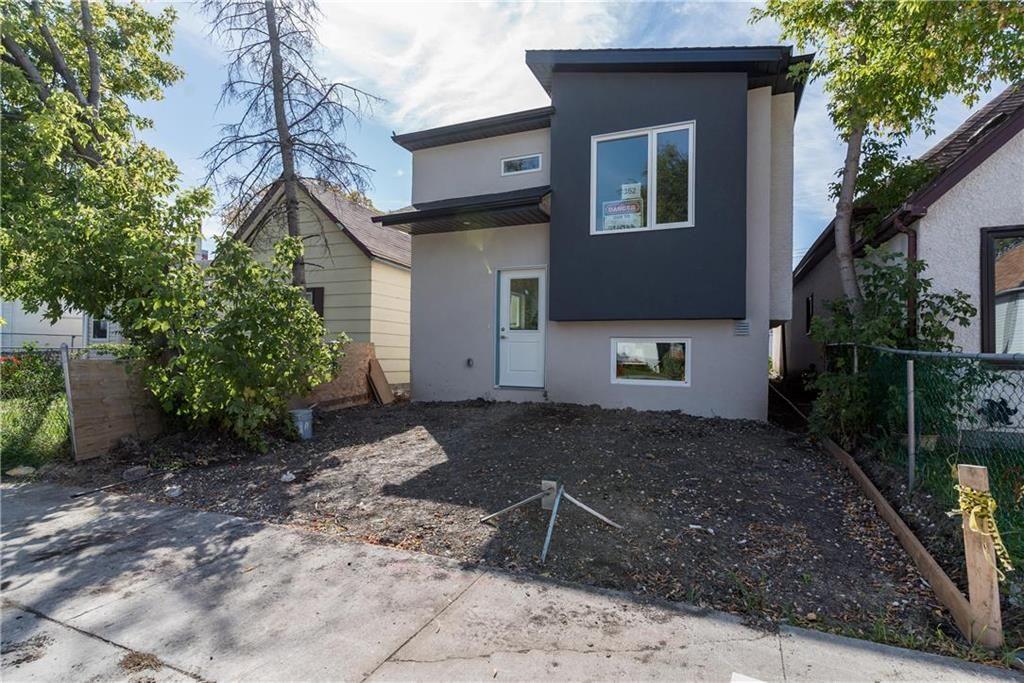 Main Photo: 362 Martin Avenue in Winnipeg: Elmwood Residential for sale (3A)  : MLS®# 202123646
