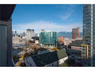 """Photo 17: 1607 668 CITADEL PARADE in Vancouver: Downtown VW Condo for sale in """"SPECTRUM"""" (Vancouver West)  : MLS®# V1093440"""