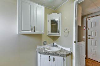 "Photo 14: 21 2035 MARTENS Street in Abbotsford: Poplar Manufactured Home for sale in ""Maplewood estates"" : MLS®# R2368618"