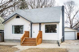 Photo 1: 291 Duffield Street in Winnipeg: Deer Lodge House for sale (5E)  : MLS®# 202007852