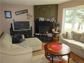 Photo 4: 190 Tufnell Drive in WINNIPEG: St Vital Residential for sale (South East Winnipeg)  : MLS®# 1418241