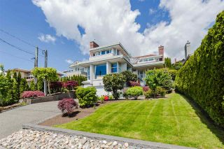 Main Photo: 2273 MATHERS Avenue in West Vancouver: Dundarave House for sale : MLS®# R2586945