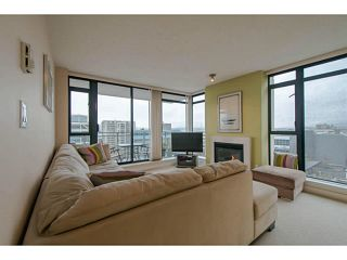 """Photo 2: 604 155 W 1ST Street in North Vancouver: Lower Lonsdale Condo for sale in """"Time"""" : MLS®# V1050173"""