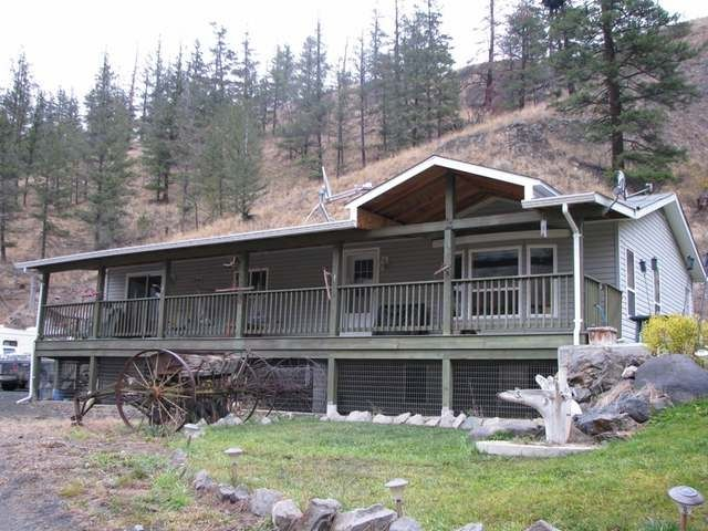 Main Photo: 164 CORNELL ROAD, Cache Creek in Cache Creek: BCNREB Out of Area House for sale : MLS®# 100267