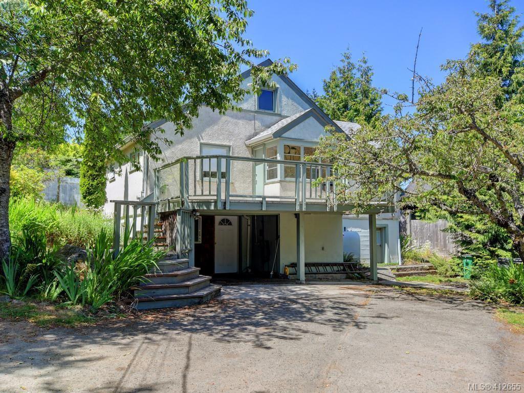 Main Photo: 4268 Gordon Head Rd in VICTORIA: SE Gordon Head House for sale (Saanich East)  : MLS®# 818285