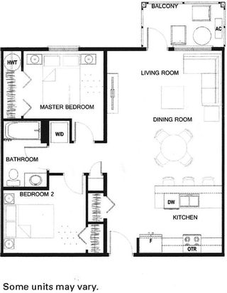 Photo 19: 219 670 Hugo Street South in Winnipeg: Lord Roberts Condominium for sale (1Aw)  : MLS®# 202116552
