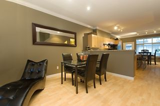 """Photo 6: 50 18839 69TH Avenue in Surrey: Clayton Townhouse for sale in """"Starpoint II"""" (Cloverdale)  : MLS®# F2903264"""