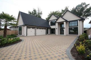 Main Photo: 10811 SOUTHDALE Road in Richmond: South Arm House for sale : MLS®# R2529918