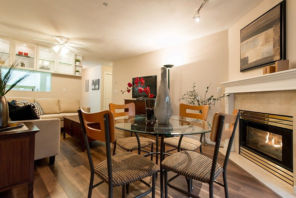 """Photo 12: Photos: 109 5788 VINE Street in Vancouver: Kerrisdale Condo for sale in """"THE VINEYARD"""" (Vancouver West)  : MLS®# V1095219"""
