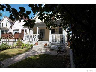 Photo 2: 647 Ashburn Street in Winnipeg: West End / Wolseley Residential for sale (West Winnipeg)  : MLS®# 1615292