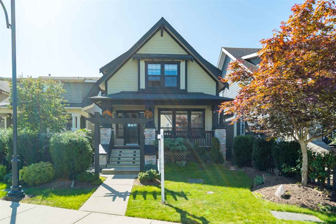 """Main Photo: 23124 MUENCH Trail in Langley: Fort Langley House for sale in """"BEDFORD LANDING"""" : MLS®# R2199674"""